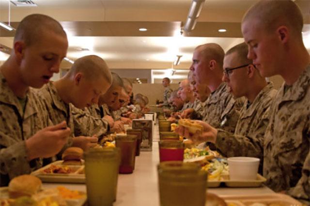 Sirrom - Military Dining