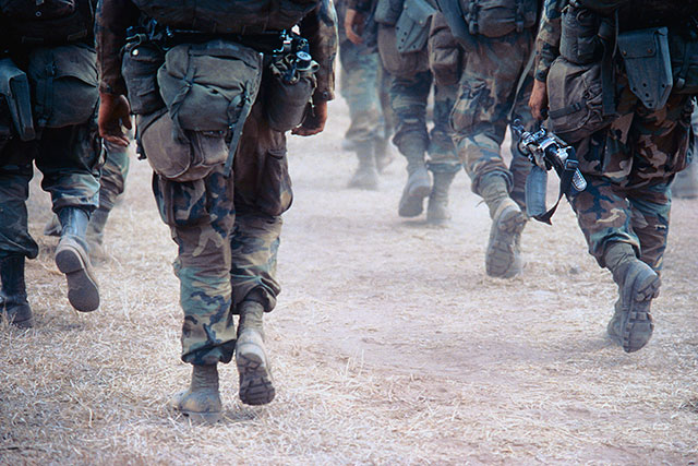 Sirrom - Military March