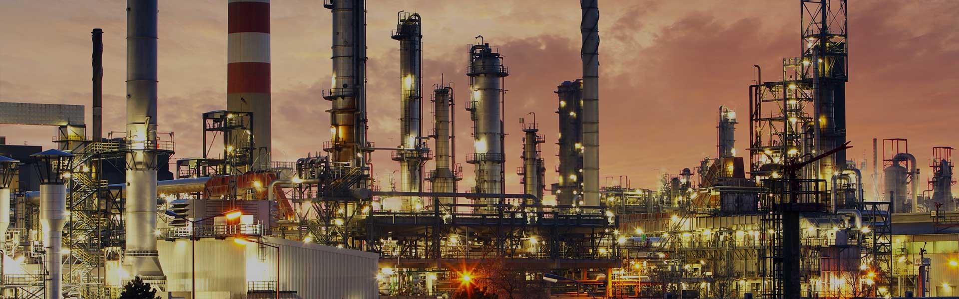 Napa Napa Oil Refinery